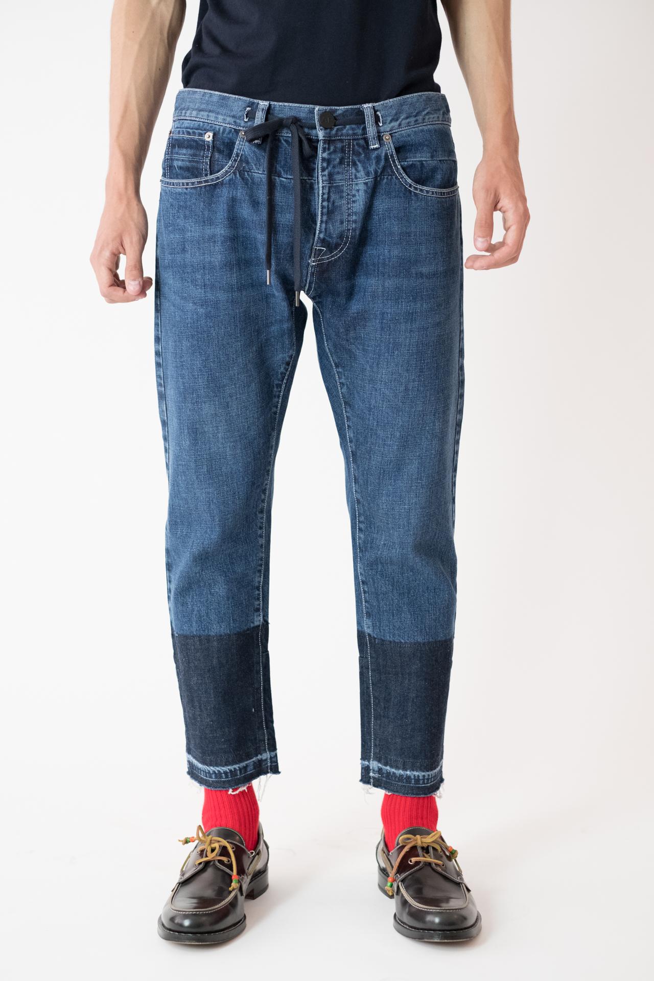 Andrea Pompilio Jeans Vintage5P