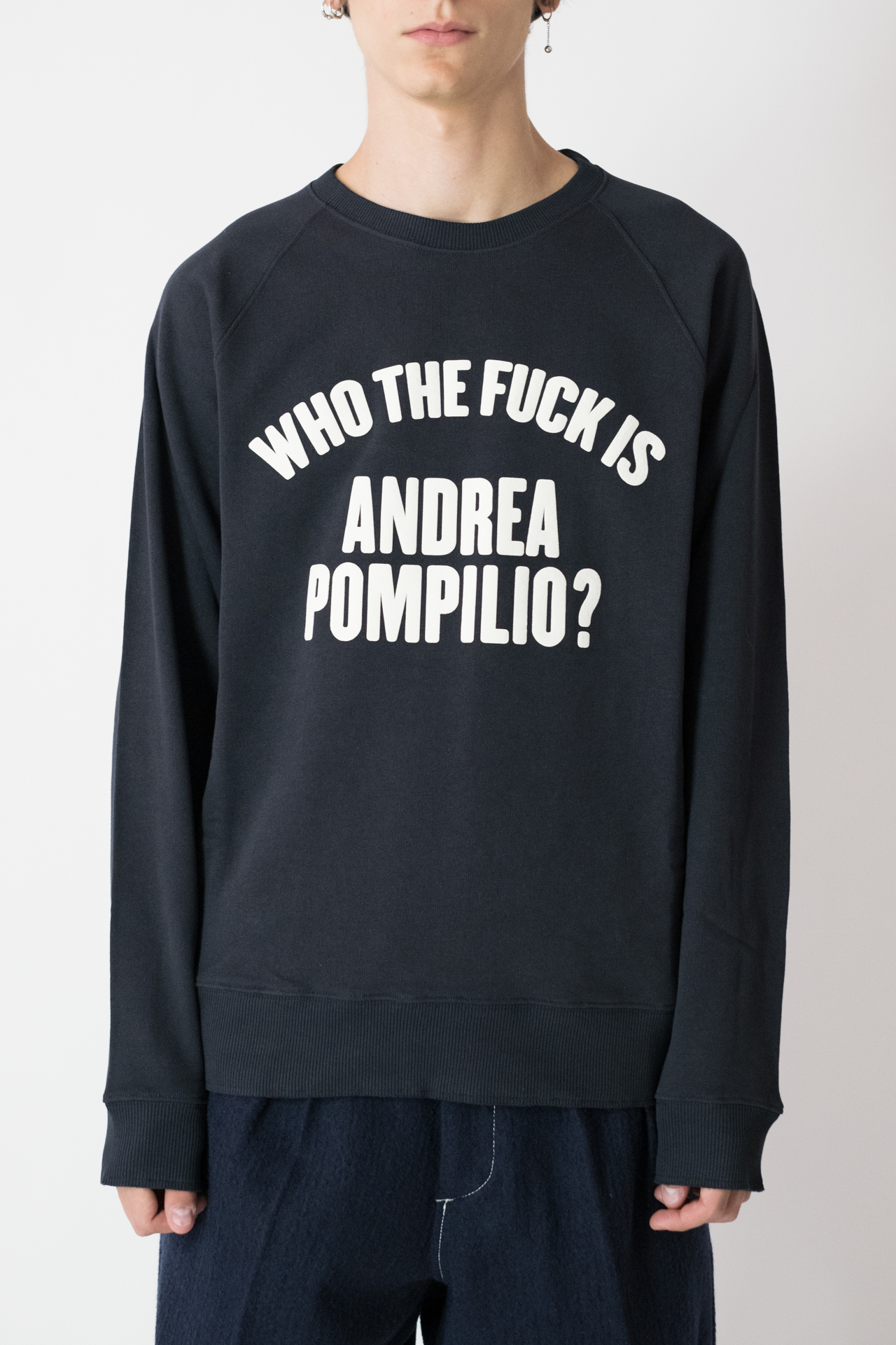Andrea Pompilio Swatshirts Ondak