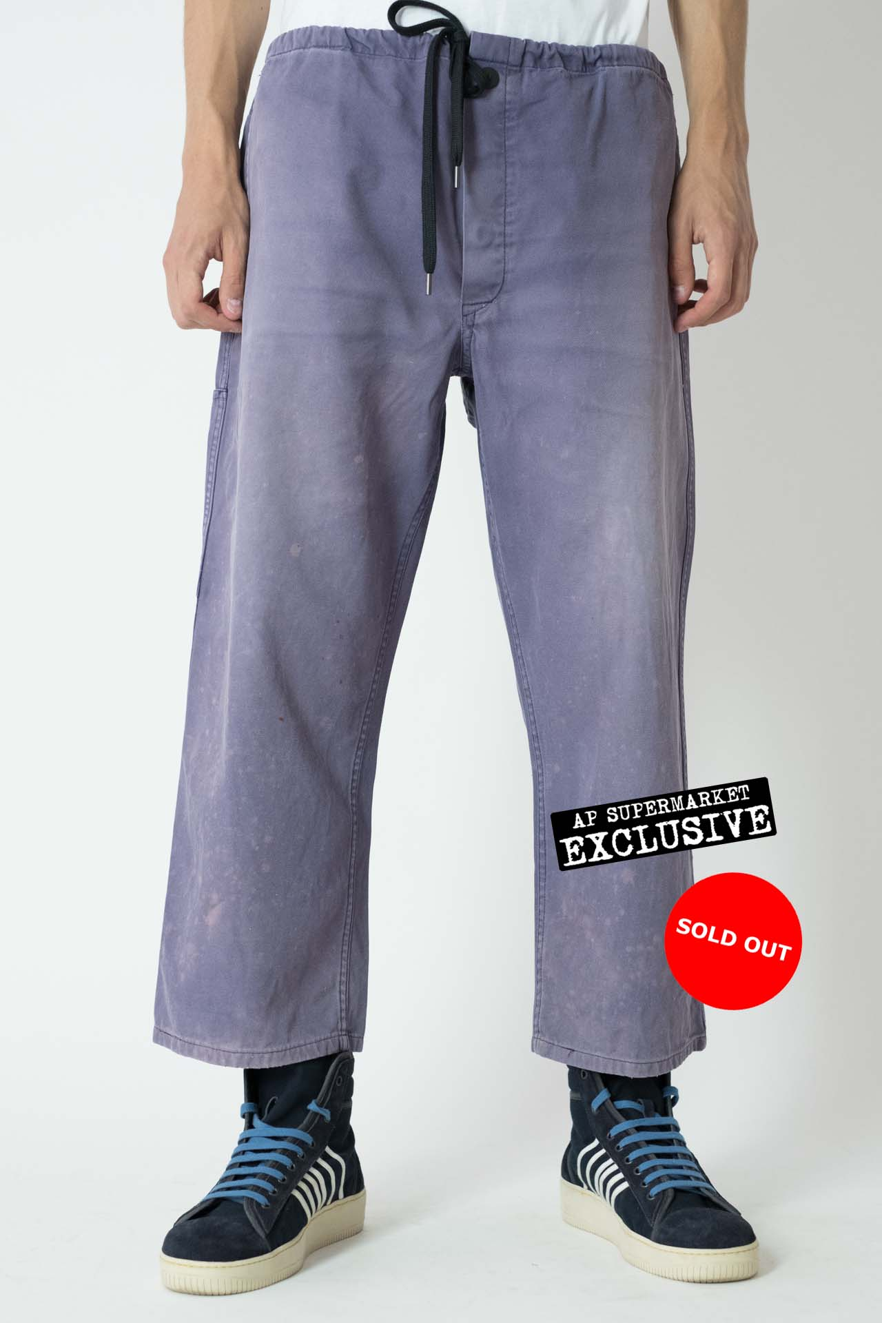 Andrea Pompilio Selected Trousers Appants
