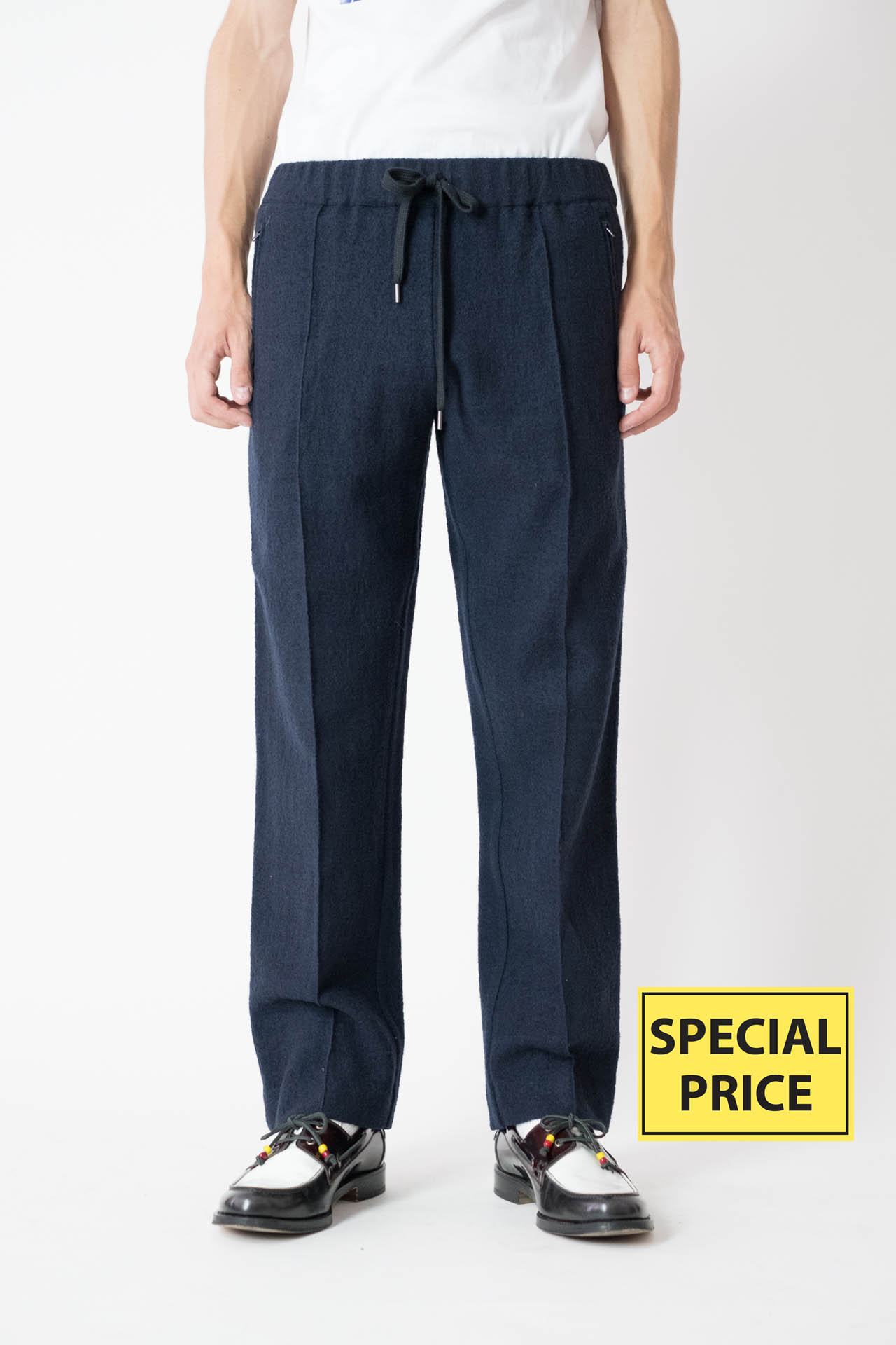 Andrea Pompilio Trousers Runner